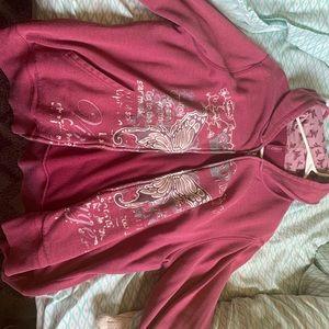 Jackets & Blazers - Women's Plus Size 2X 22/24 Hoodie Jacket